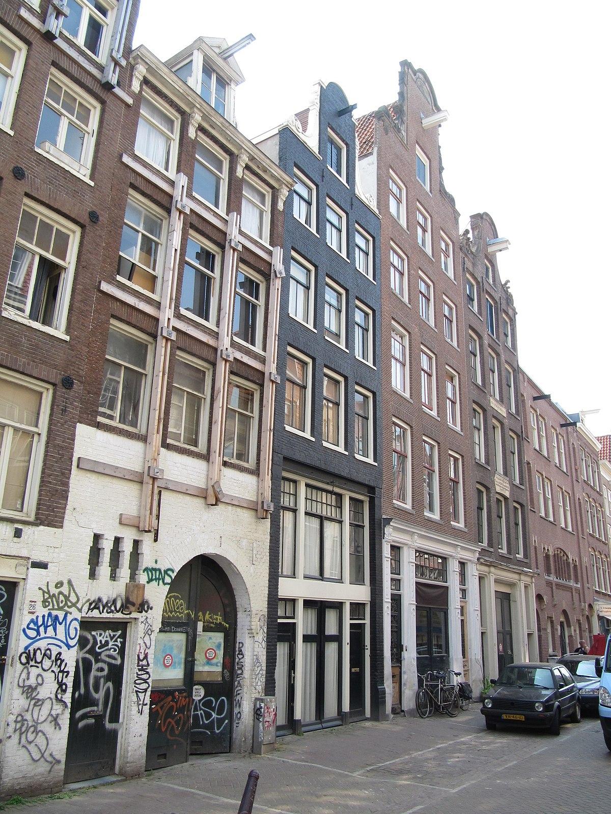 Nieuwe Kerkstraat Amsterdam Wikipedia