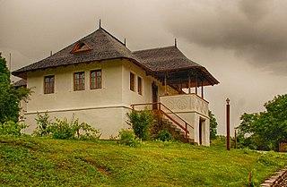 Chiojdu Commune in Buzău, Romania