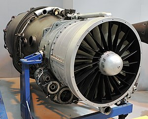 Rolls-Royce Spey - Rolls-Royce Spey RB.163 Mk.505-5 for the Trident in RAF Museum Cosford