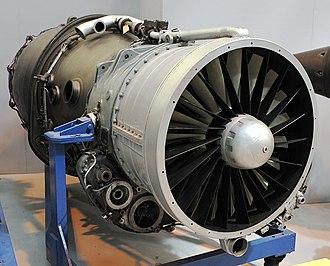 Rolls-Royce Spey - Rolls-Royce Spey RB.163 Mk.505-5 for the Trident in RAF Museum Cosford