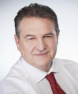 Radimir Čačić Croatian politician and businessman