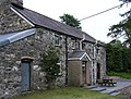 Raber- old farmhouse used a holiday cottage - geograph.org.uk - 575413.jpg