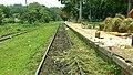 Rail lines in Chittaging University.jpg