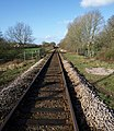 Railway line, Chapelton - geograph.org.uk - 668442.jpg