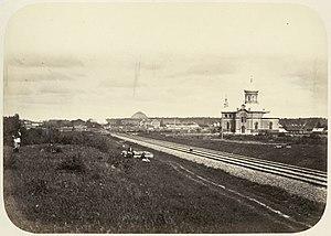Malaya Vishera - Malaya Vishera in the 1860s