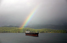 Rainbow in Prince Rupert Harbour.jpg