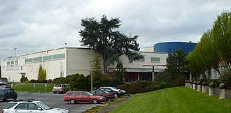 Rainier Beach High School - Image: Rainier Beach High School 02