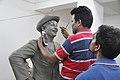 Raj Kapoor Statue In Progress - Kolkata 2017-08-08 4136.JPG