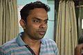 Rajeeb Dutta - Wikimedia Meetup - AMPS - Kolkata 2017-04-23 6767.JPG