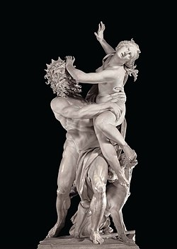 Gian Lorenzo Bernini: The Rape of Proserpina