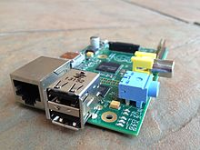 220px Raspberry Pi Model B