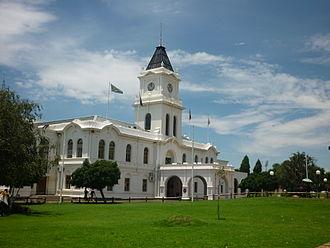 Krugersdorp - Town Hall in Krugersdorp