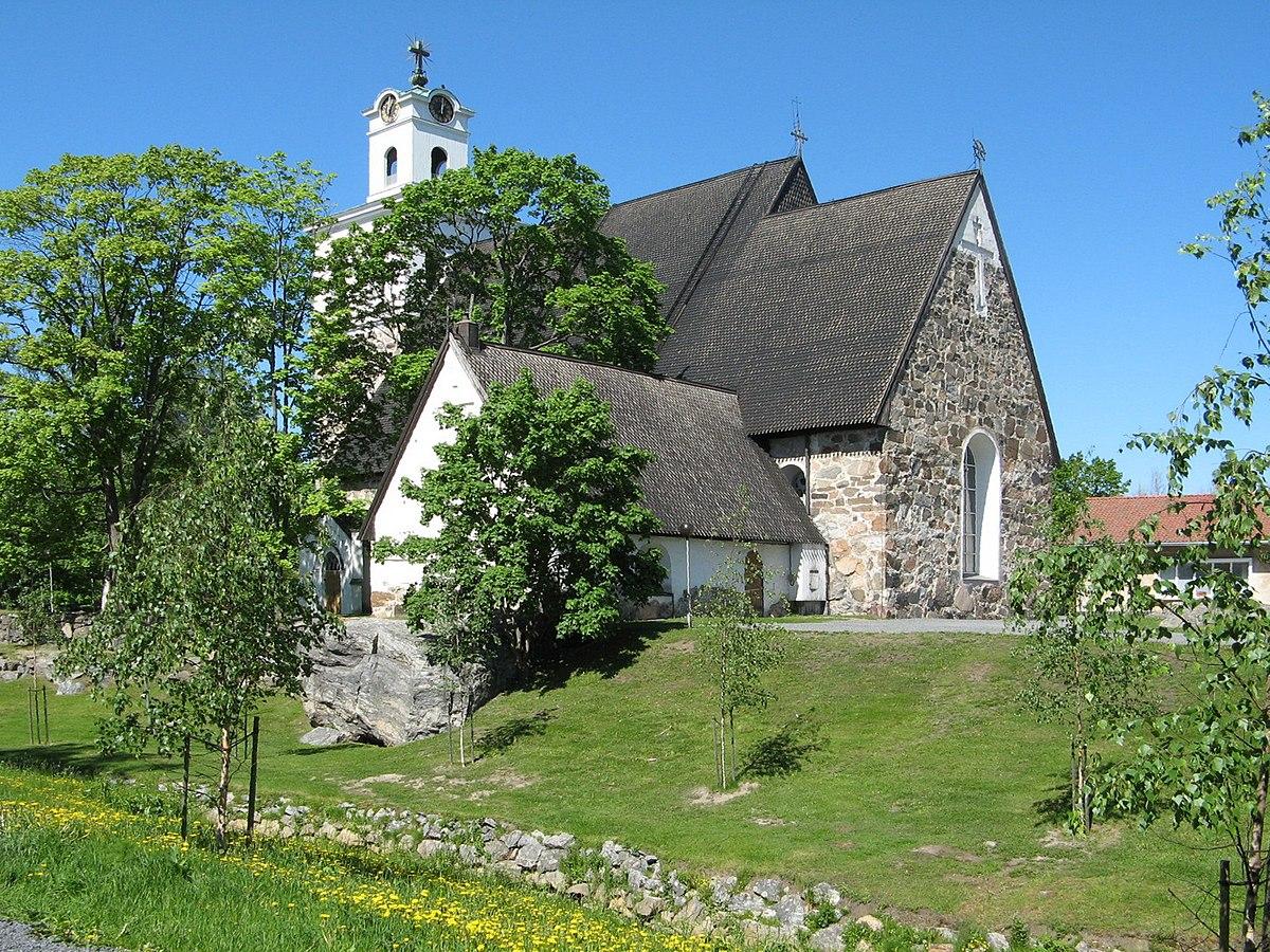 Church of the Holy Cross, Rauma - Wikipedia