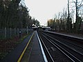 Ravensbourne station look north.JPG