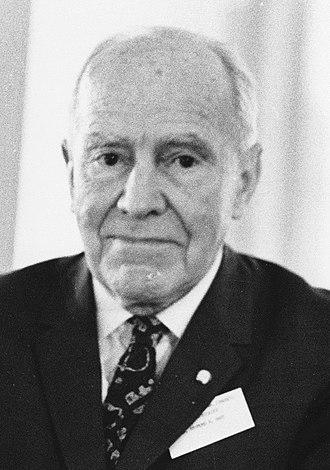 Raymond Dart - Dart in 1968