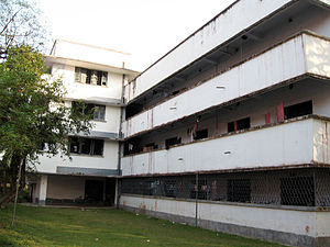 Kalyani Government Engineering College - the picture of Rishi Bankim Chandra Hall of Kalyani Government Engineering College