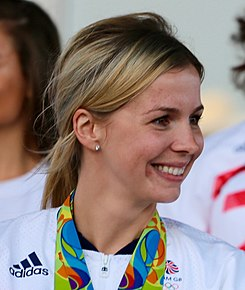 Rebecca James (GBR) track cycling.jpg