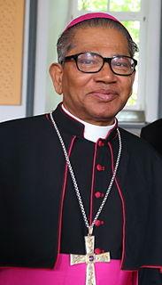 Thumma Bala Indian Roman Catholic priest, archbishop of Hyderabad