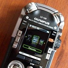 Recorder Olympus LS-100 - 11.jpg