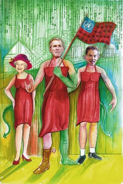 Red Dress Programmes by Neil Hague