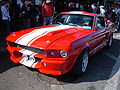 Red Shelby GT500E front angle.JPG
