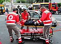 Red cross, rescue to the victim (exercise).jpg