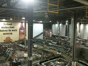 Redhook Ale Brewery - Redhook Brewery in Woodinville, WA offers tours of their facility.