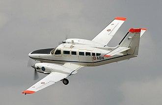 Reims-Cessna F406 Caravan II - A Caravan II of the French Army