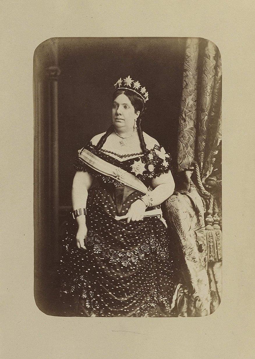 Reina Isabel II de Espa%C3%B1a