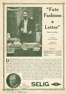 Release flier for FATE FASHIONS A LETTER, 1913.jpg