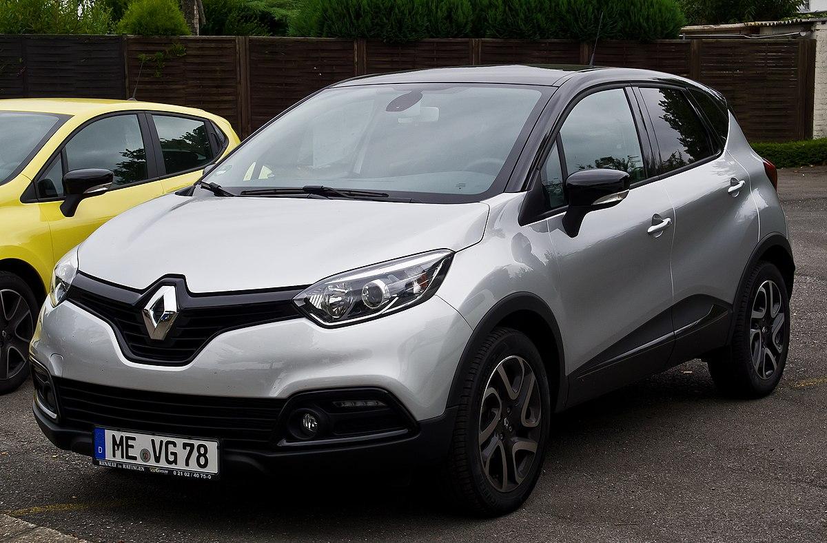 Renault Captur – Wikipedia, wolna encyklopedia