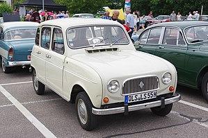Renault 4 - 1961–1967 Renault 4