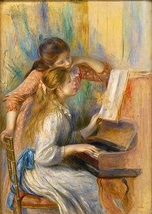 Tableaux de peintres 220px-Renoir_jeunes_filles_au_piano_vers_1892