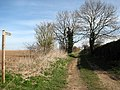 Restricted Byway - geograph.org.uk - 715236.jpg
