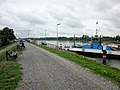 Rhine, ferry Drusenheim seen from the German side. - panoramio.jpg