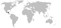 Rhinophrynidae dirstrib.PNG