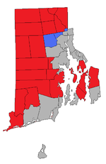 Rhode Island Gubernatorial Election Results by municipality, 2010.png