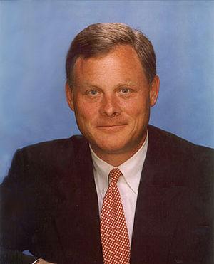 United States Senate election in North Carolina, 2004 - Image: Richard Burr official photo