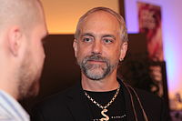 Richard Garriott - Game Developers Conference Europe 2011 (5).jpg