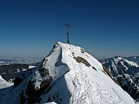 Rindalphorn Summit cross.JPG