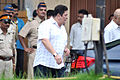 Rishi Kapoor visits Rajesh Khanna's home Aashirwad 10.jpg