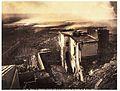 Rive, Roberto (18..-1889) - n. 311 - S.Sebastiano distrutta dalla lava del Vesuvio (eruzione 1872).jpg