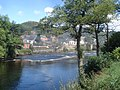 River Dee above Llangollen weir - geograph.org.uk - 541824.jpg