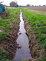 River Glaven near its source at Lower Bodham 25th October 2007.JPG