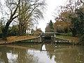 River Wey Navigation, Bowers Lock - geograph.org.uk - 1580540.jpg