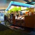 Riverview Theater snack bar, July 2009, also a bike?.jpg