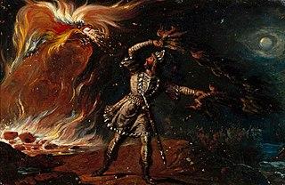 Lemminkäinen and the Fiery Eagle
