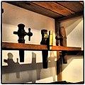 Robinets à tonneau au Musée de l'Artisanat Rural à Tigy, Loiret.jpg