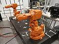 Robots en posició de repòs.JPG