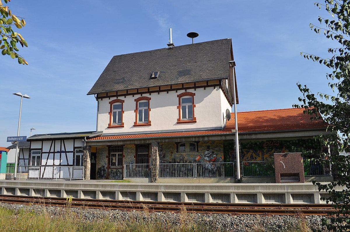 rodheim vor der h he station wikipedia On rosbach vor der höhe